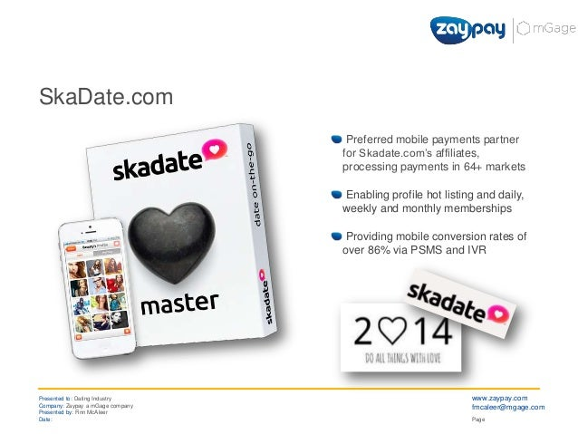 Preferred partners dating service