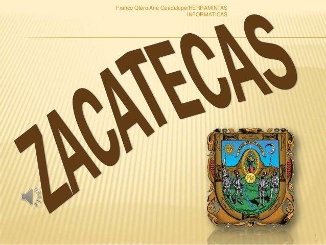 Franco Otero Ana Guadalupe/HERRAMINTAS INFORMATICAS  1