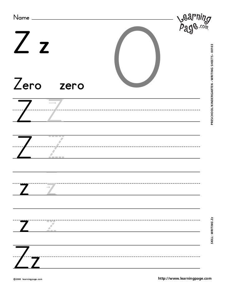 NameZz                                  0                                                            WRITING SHEETS • 0010...