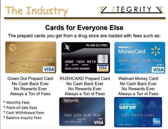 z black card zblackcard z tegrity - Prepaid Black Card