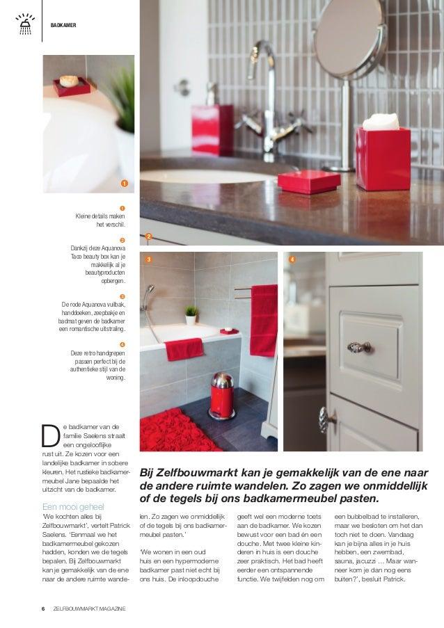 Zelfbouwmarkt magazine editie 1