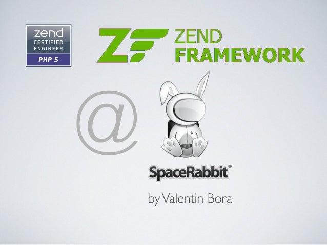 Zend Certified Engineer & Zend Framework