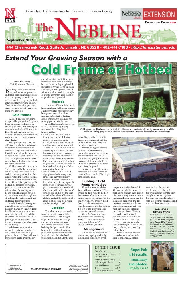 Cold Frame or Hotbed - Extend your Growing Season for Gardening in La…