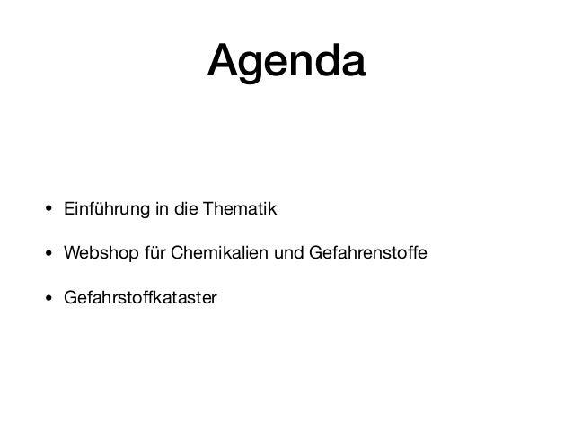 Plone im Einsatz bei der Universität des Saarländes als Shop-System und Gefahrstoffkataster Slide 3
