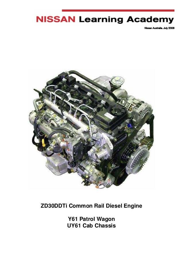manual engine zd30 nissan Cummins Engine Schematics