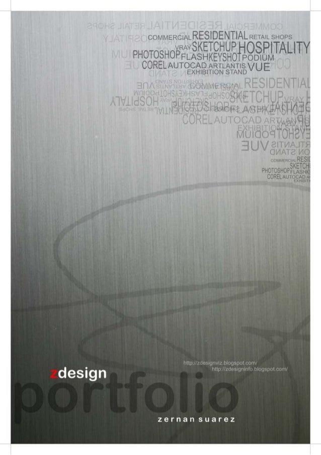 Zdesign portfolio 1