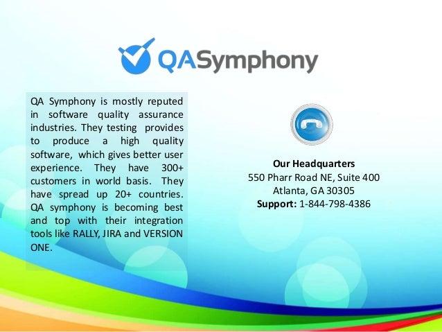 top quality assurance companies