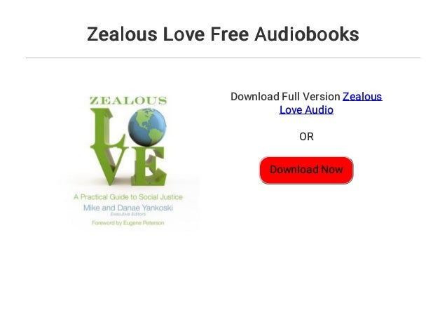 Zealous Love Free Audiobooks