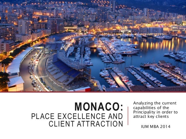monaco tourism presentation dtc. Black Bedroom Furniture Sets. Home Design Ideas