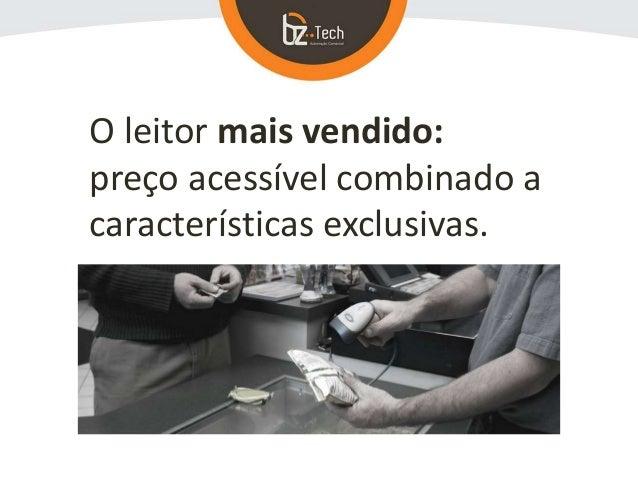 Leitor Zebra LS2208 (Symbol) Slide 3