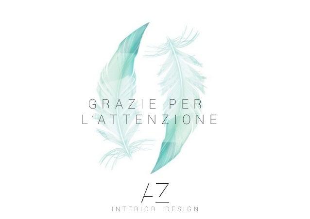 Zecchetto anna progetto di interior design per esame corso for Corso interior design napoli