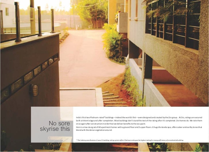 Zed Woods Brochure