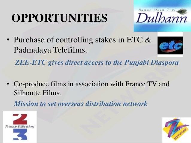 Zee TV SWOT