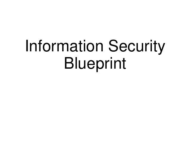 Information security blueprint information security blueprint 1 638gcb1502936122 malvernweather Images