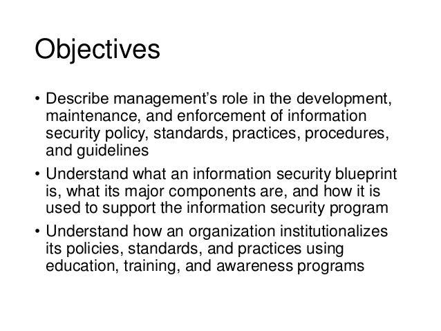 Information security blueprint information security blueprint 2 malvernweather Images