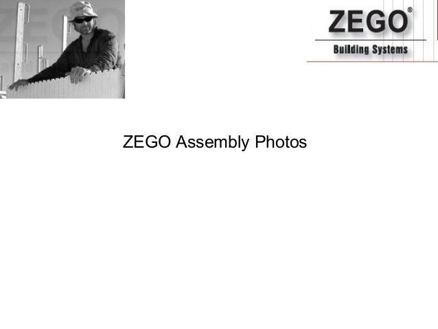 ZEGO Assembly Photos