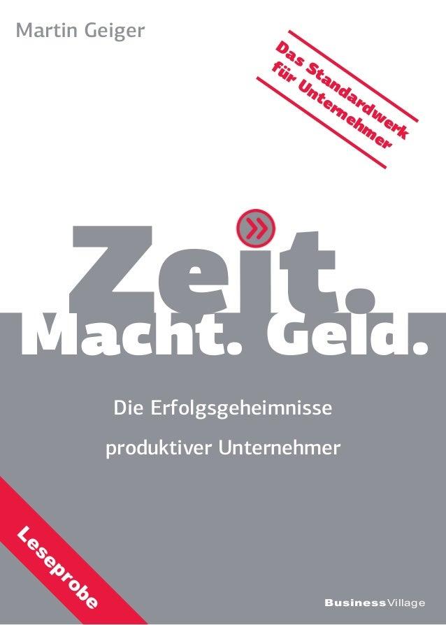 Martin Geiger                             Da                            fü s St                              r U an       ...