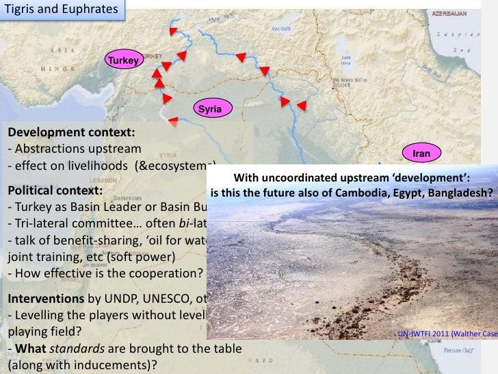 Zeitoun What Matters For Effective Transboundary Water Diplomacy - Map of zeitoun egypt