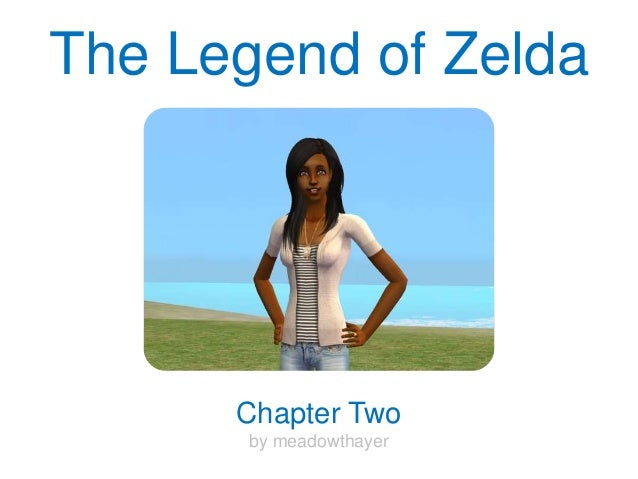 The Legend of Zelda Chapter Two by meadowthayer