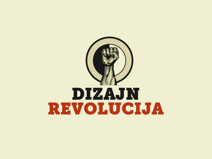 Dizajn Revolucija