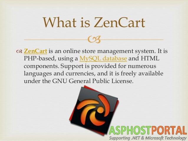 Zen cart hosting :: 7 advantages for your ecommerce store