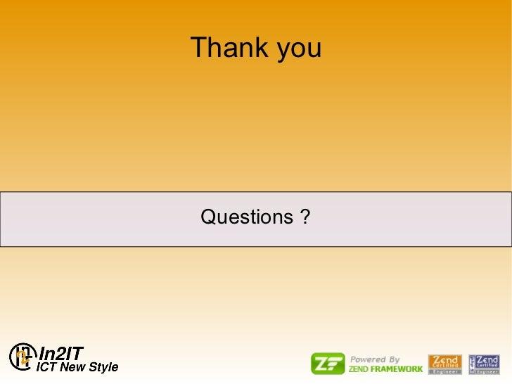 how to learn zend framework
