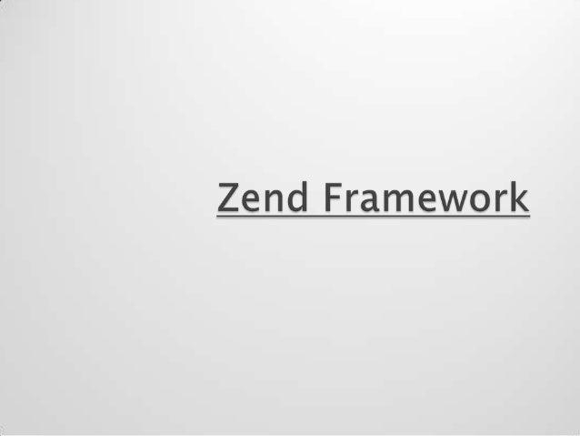 Intro• A web application framework written in PHP5• Loosely coupled set of modules that perform variousTasks‣ Database acc...