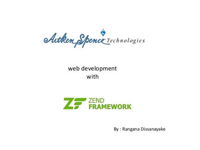 By : Rangana Dissanayake web development with