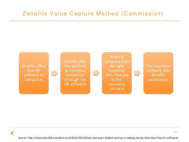 Zenefits stock options