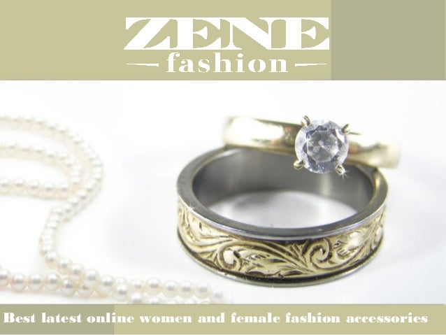Best latest online women and female fashion accessories
