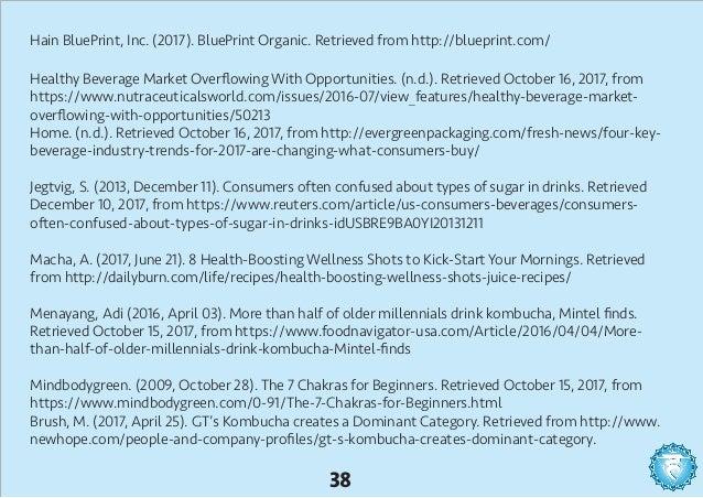 Zenfull brand marketing plan 39 hain blueprint malvernweather Choice Image