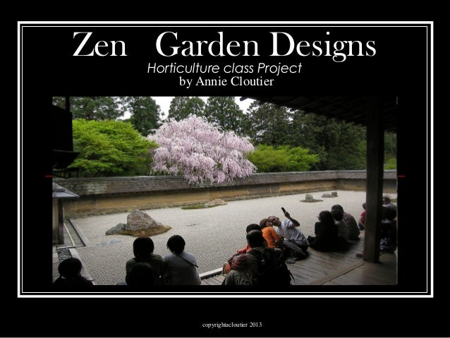 Zen Garden Design & Planning for High Horticulture and Home G… on fire pit project, vegetable garden project, urban garden project, rock garden project, peace project, japanese garden project,