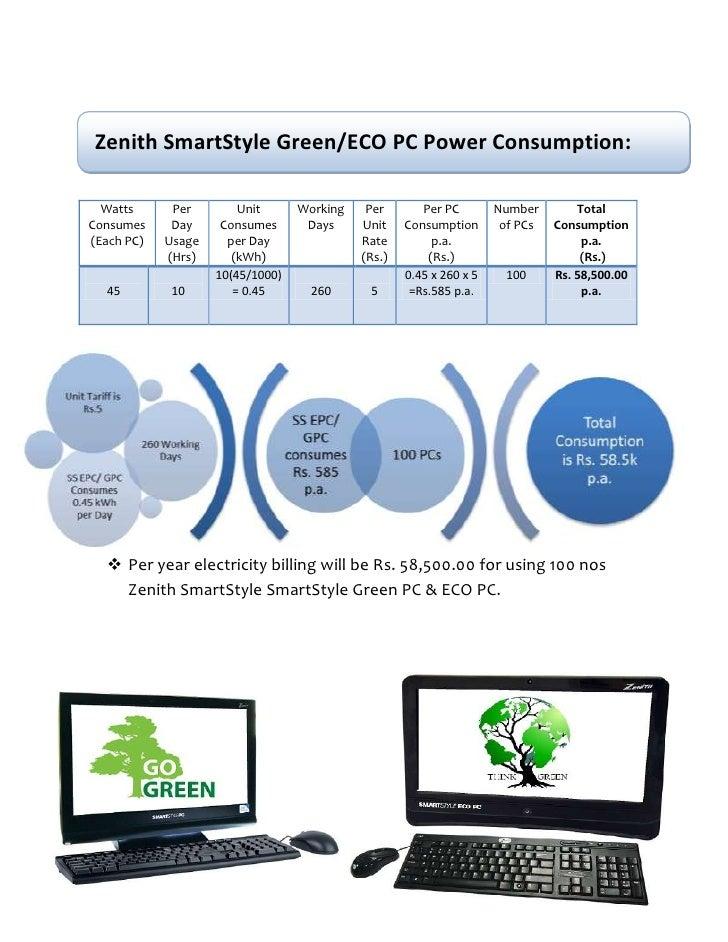 Zenith smart style PCs