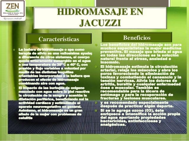 Ventajas Del Jacuzzi.Beneficios Del Hidromasaje Finest Otro With Beneficios Del