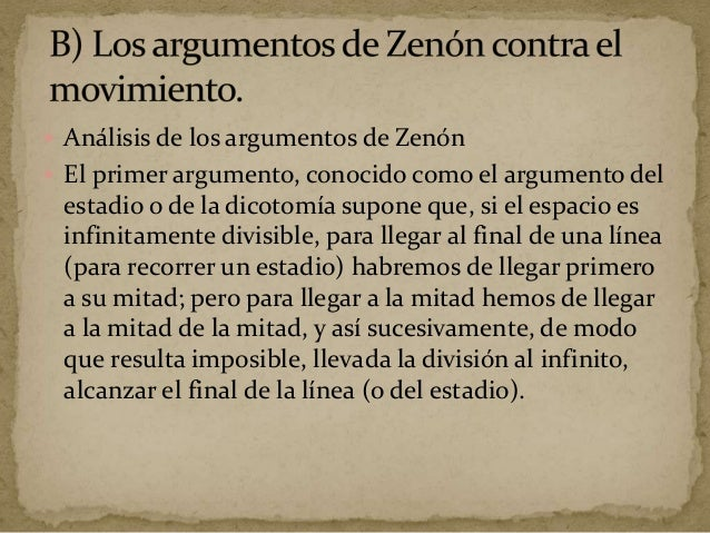  No fue sino hasta el siglo XIX que los matemáticos demostraron la equivocación de Zenón. A medida que la distancia entre...