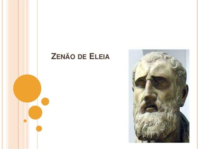 ZENÃO DE ELEIA