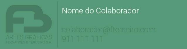 Nome do Colaborador