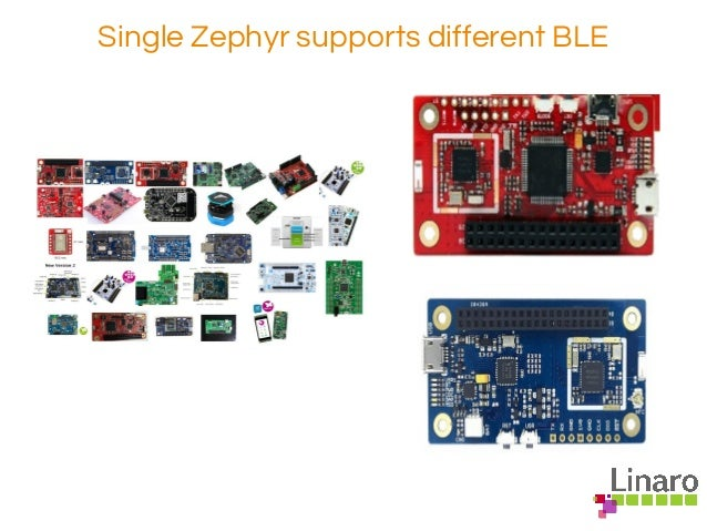 Zephyr: Creating a Best-of-Breed, Secure RTOS for IoT