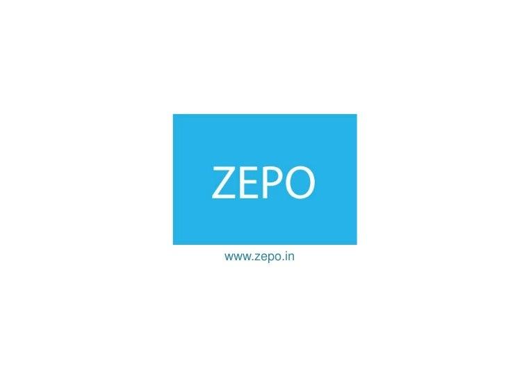 www.zepo.in