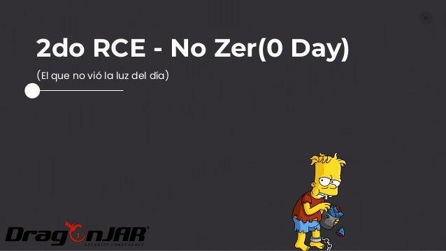 17 2do RCE - No Zer(0 Day) (El que no vió la luz del día)