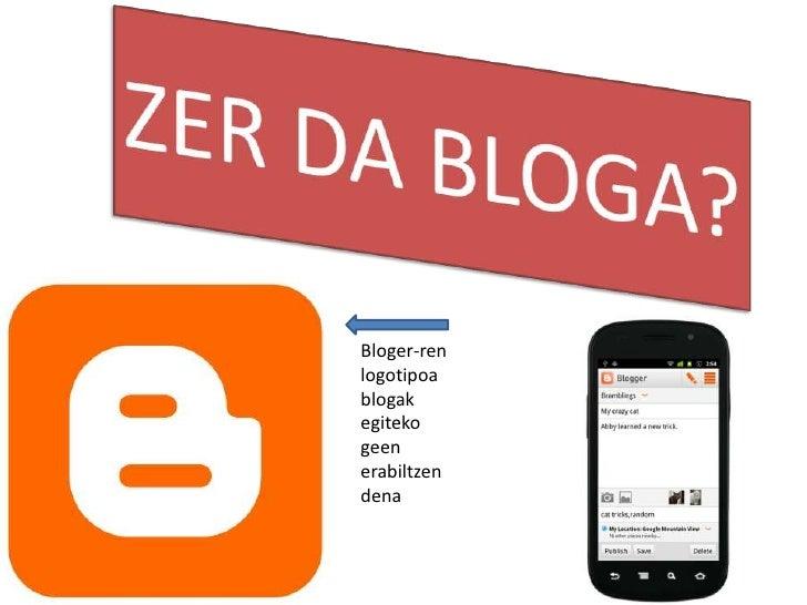 Bloger-renlogotipoablogakegitekogeenerabiltzendena