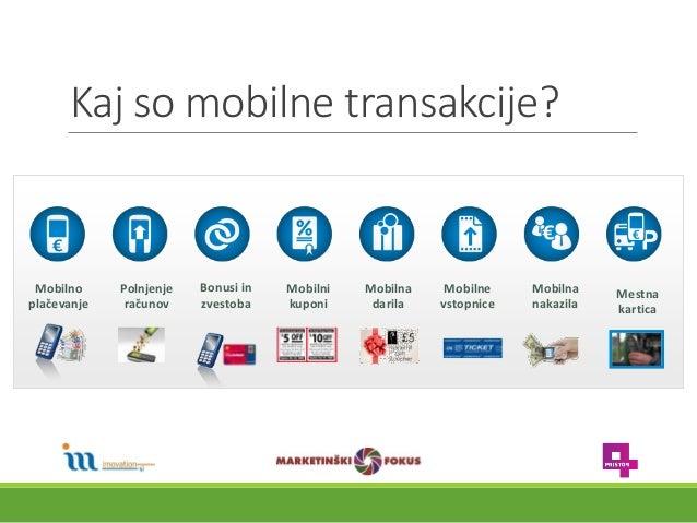 Primož Žerdin, Imovation in dr. Patrick Vesel, Pristop: Mobilne transakcije in digitalizacija programov zvestobe Slide 3