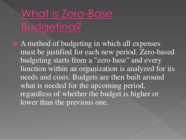 weaknesses of traditional budgeting Master every aspect of your financial life with expert advice and how-to guides on topics ranging from investing and debt management to finding a new job.