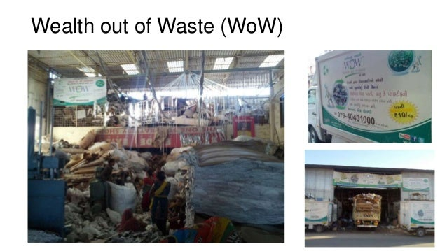 Project report on zero litter campaign run by amc for Wealth out of waste ideas for adults