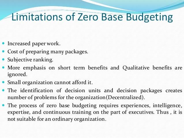 Performance-based budgeting