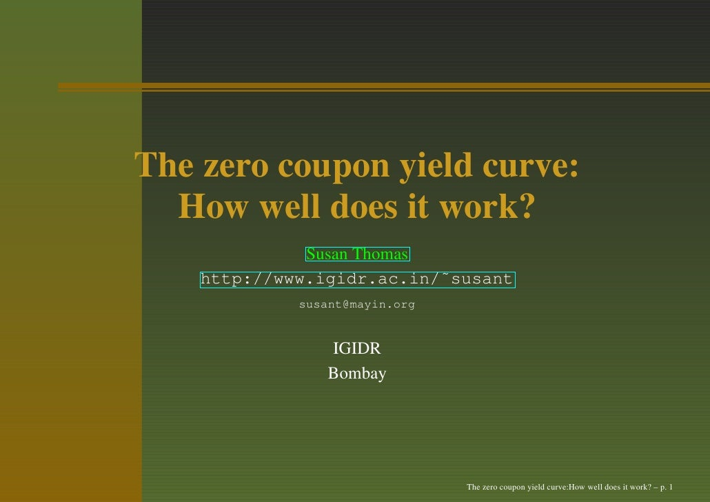 Default Risk and the Duration of Zero Coupon Bonds