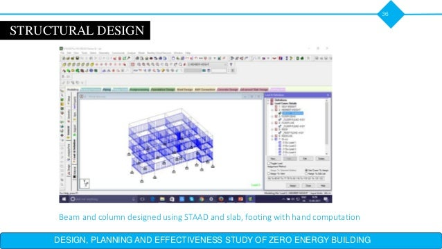 analysis of net zero energy building Achieving nearly zero-energy buildings the cross analysis of the 32 selected examples of realised nzebs net floor area (20 buildings), gross floor area.