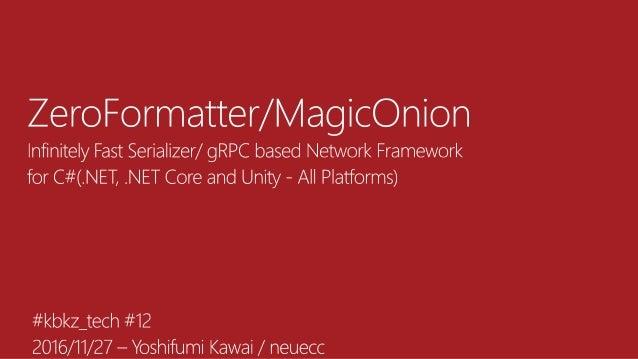 Work C# Unity Private http://neue.cc/ @neuecc https://github.com/neuecc/UniRx