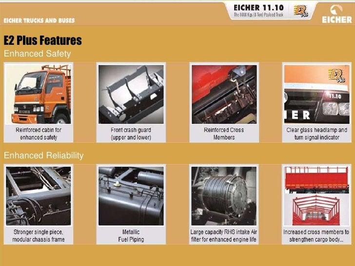 E2 Plus Features<br />Enhanced Safety<br />Enhanced Reliability<br />